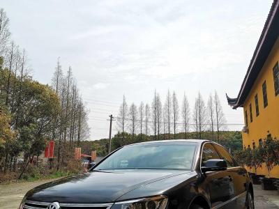 2011年4月 大众 辉腾  3.6L V6 5座加长商务版图片