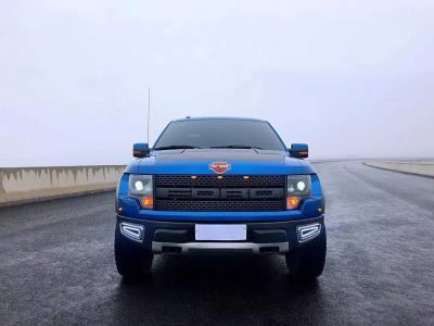 2014年6月 福特 F-150(進口) 6.2L SVT Raptor SuperCrew圖片