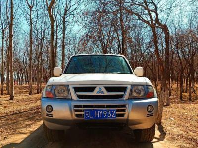 2011年11月 三菱 帕杰罗 V73 3.0L AT GLS图片