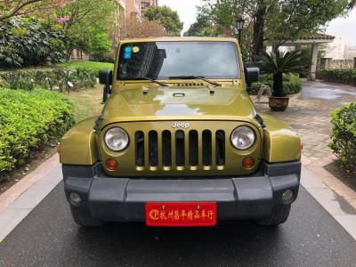 2009年1月 Jeep 牧马人(进口) 3.8L Sahara 四门版图片