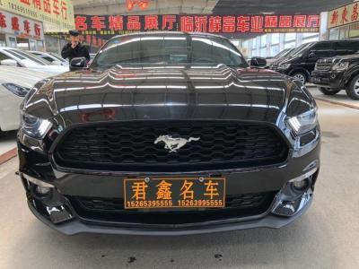 2018年4月 福特 Mustang(進口) 2.3L EcoBoost圖片