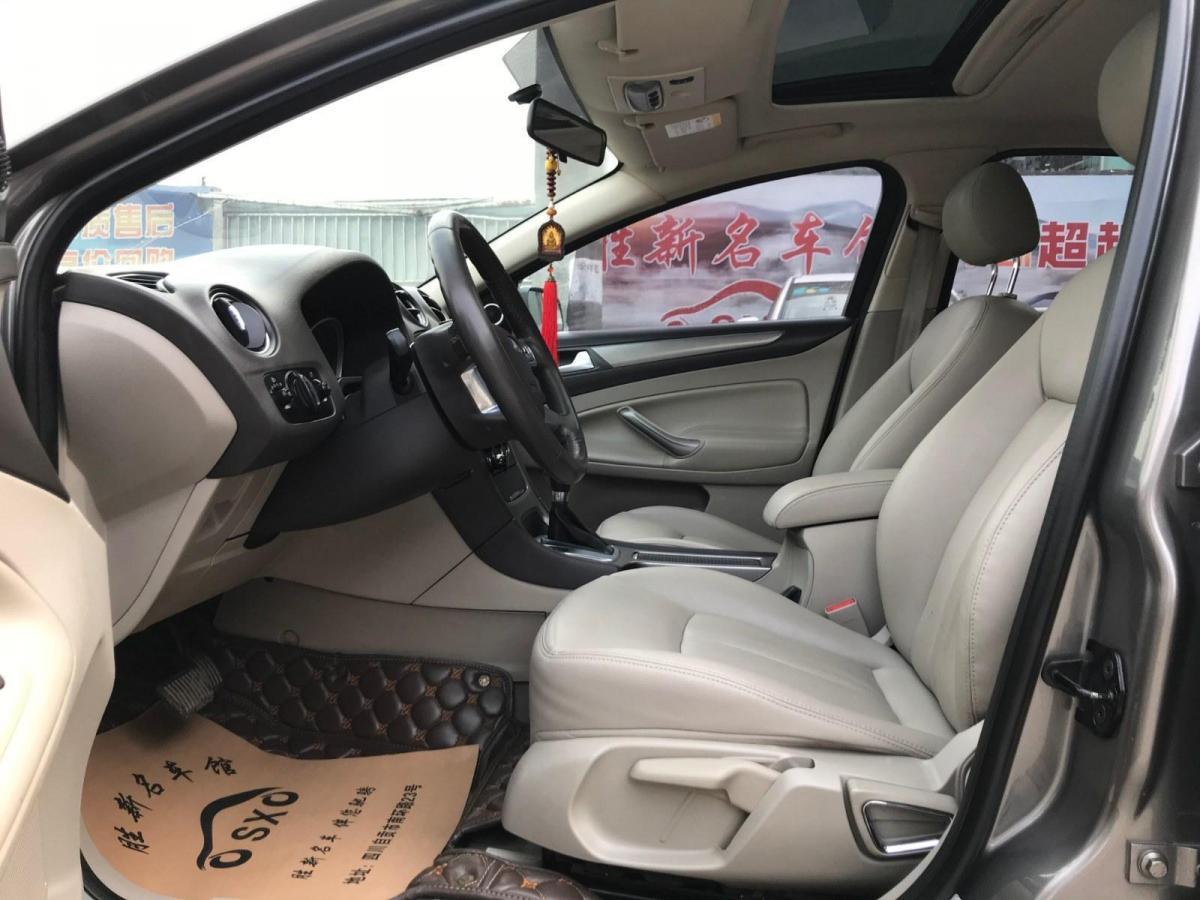 福特 致胜  2013款 2.3L 时尚型图片