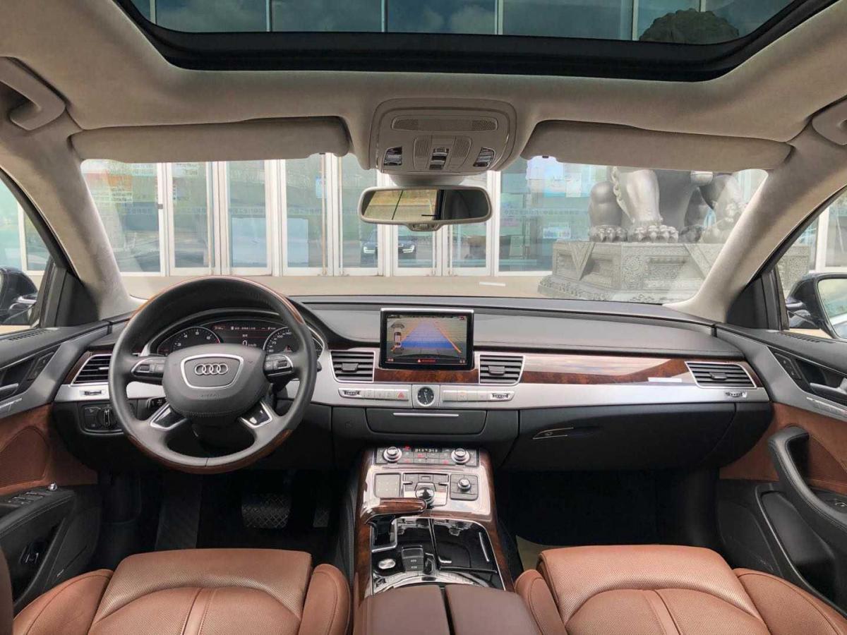 奥迪 奥迪A8  2014款 A8L 45 TFSI quattro专享型图片