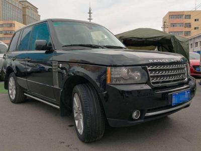 路虎 攬勝  2012款 5.0 V8 SC