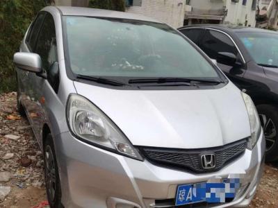 本田 飞度  2011款 1.3L 自动舒适版图片