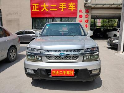 2014年6月 江淮 K5  2.5T财运版短轴4B2-95C43图片