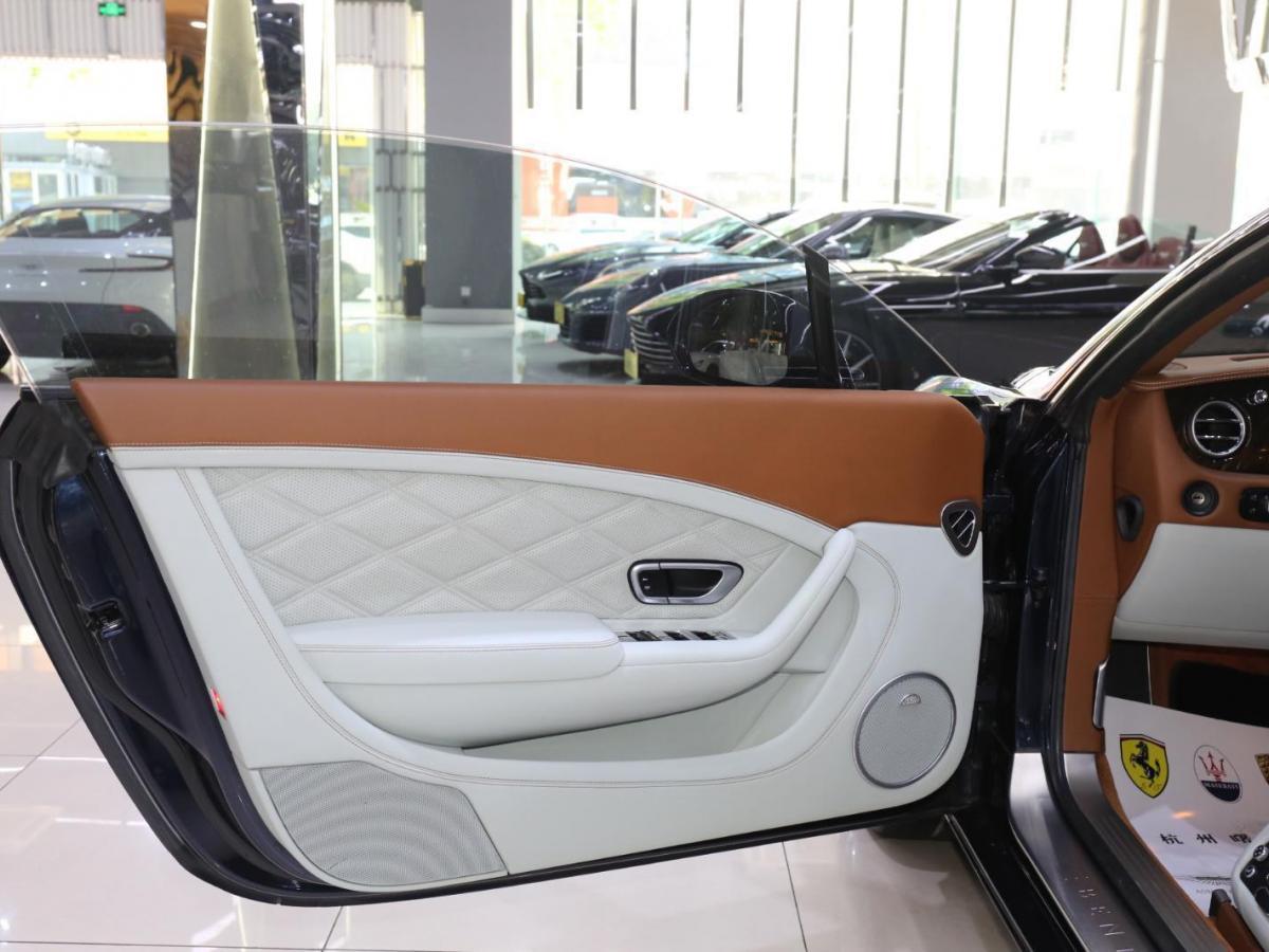 宾利 欧陆 4.0T GT V8  尊贵版图片