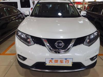 日產 奇駿  2014款 2.5L CVT豪華版 4WD