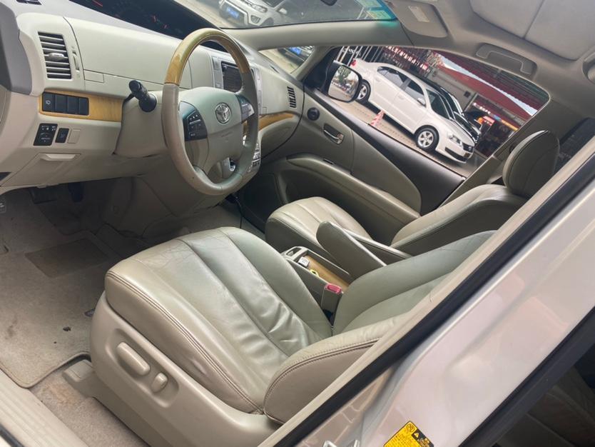 丰田 普瑞维亚  2007款 3.5L 7人座豪华型图片