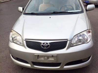 豐田 威馳  2008款 1.3L GL-i 特別紀念版 MT