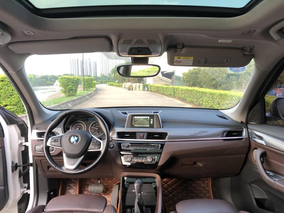 宝马 宝马X1  2016款 sDrive18Li 豪华型图片