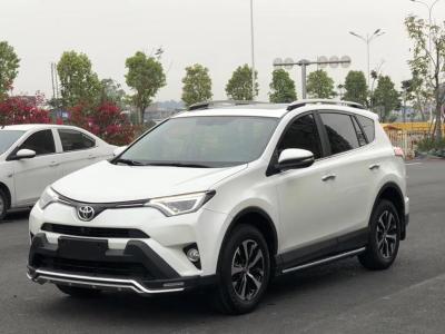 豐田 RAV4榮放  2016款 2.0L CVT兩驅智尚版圖片