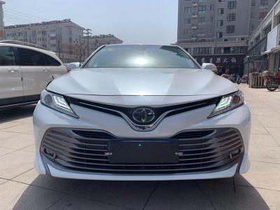 豐田 凱美瑞  2018款 2.0G 豪華版