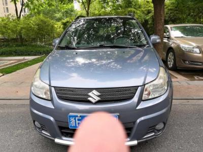 铃木 天语 SX4  2011款 两厢 1.6L 自动运动型