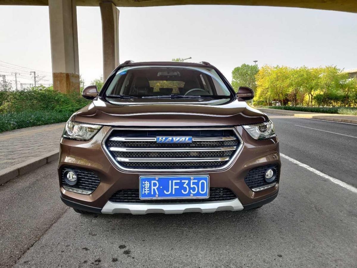 哈弗 H6  2018款 蓝标 运动版 1.5T 自动两驱精英型图片
