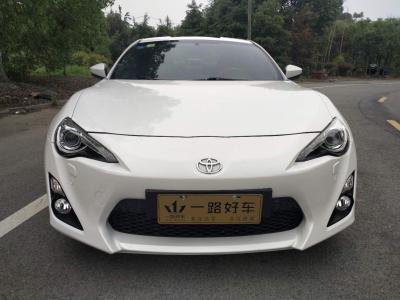 2013年9月 丰田 86(进口) 2.0L 自动豪华型图片