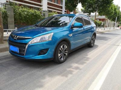 納智捷 優6 SUV  2015款 1.8T 魅力型