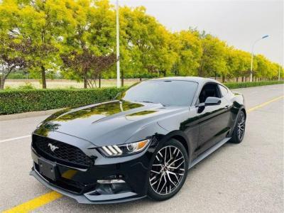2016年5月 福特 Mustang(进口) 2.3T 运动版图片