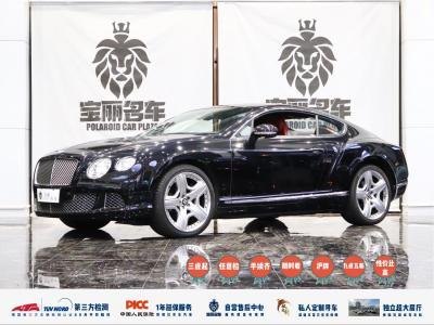 2012年4月 宾利 欧陆 6.0T GT W12图片