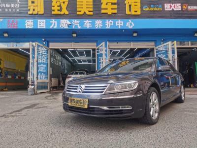 2011年12月 大众 辉腾(进口) 3.6L V6 5座加长商务版图片