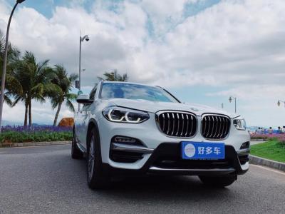 宝马 宝马X3  2018款 xDrive28i 豪华套装 国VI