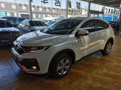 2019年7月 本田 XR-V 1.5L CVT舒适版 国VI图片