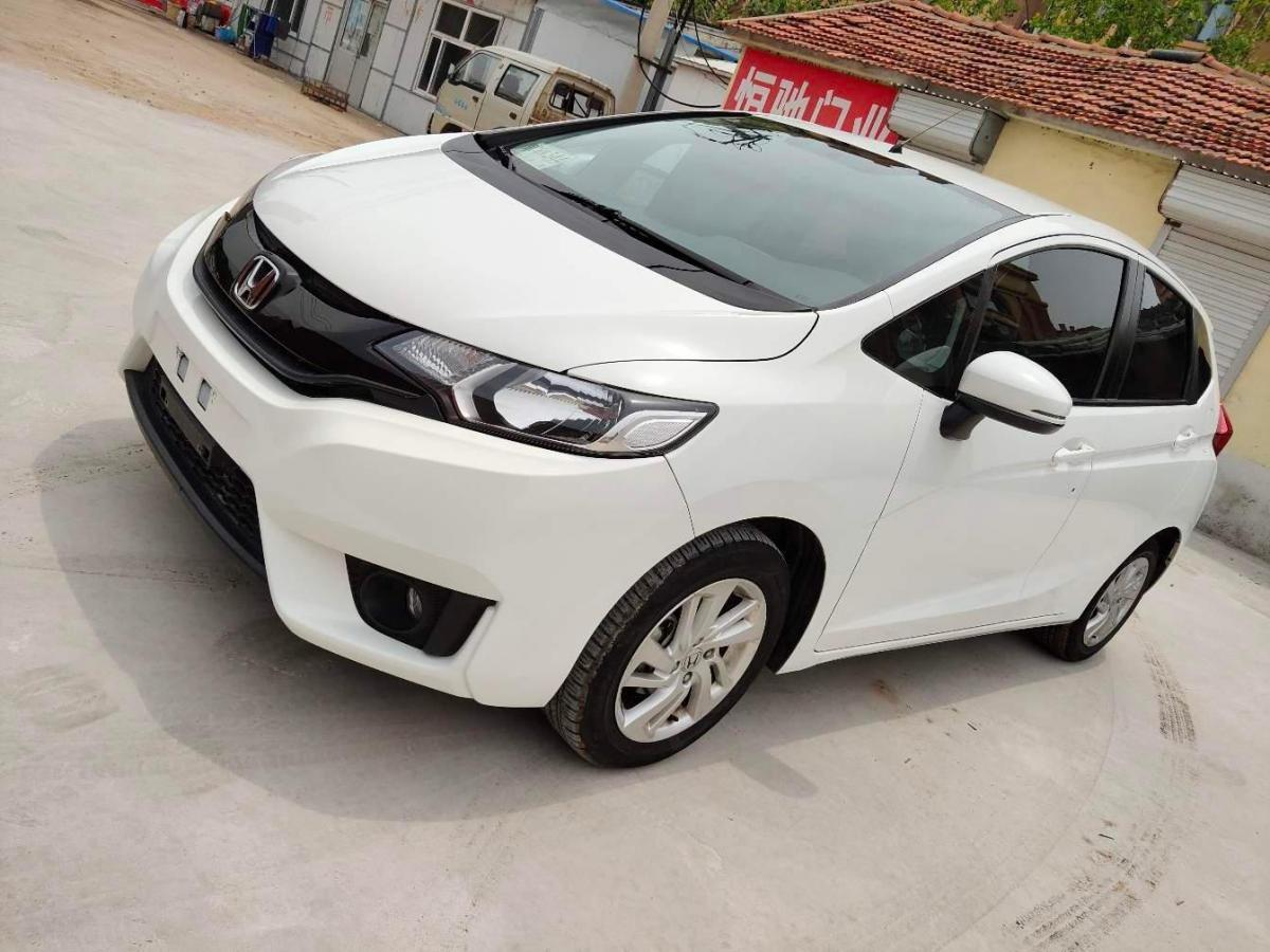 本田 飞度  2014款 1.5L LX CVT舒适型图片