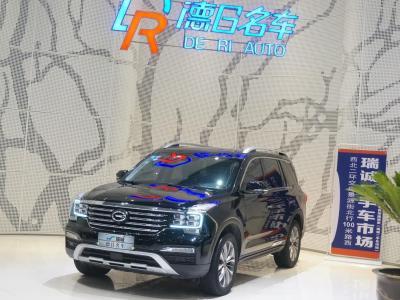 廣汽傳祺 GS8  2017款 320T 兩驅尊貴版