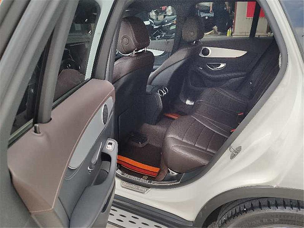 奔驰 奔驰GLC  2016款 GLC 200 4MATIC图片