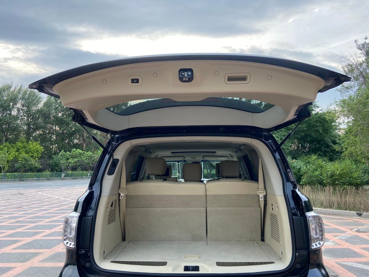 日产 途乐  2012款 5.6 V8旗舰版图片