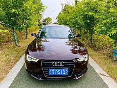 2014年6月 奥迪 奥迪A5(进口) Coupe 45 TFSI风尚版图片