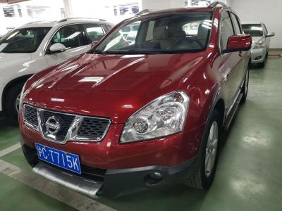 2012年11月 日产 逍客 2.0XV 雷 CVT 2WD图片