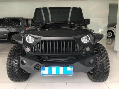 2010年9月 Jeep 牧马人(进口) 3.8L Sahara 两门版图片