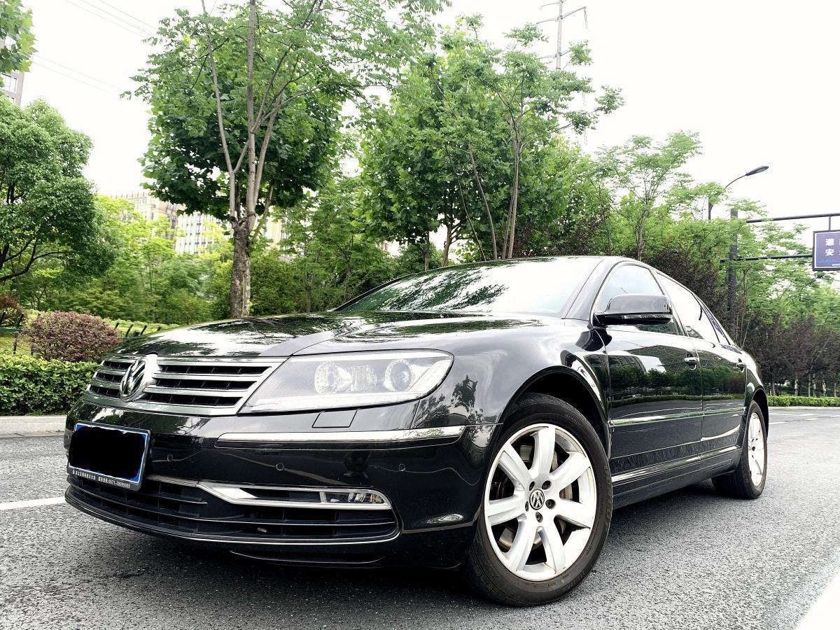 2011年6月 大众 辉腾(进口) 3.6L V6 5座加长Individual版图片
