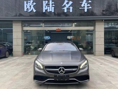 2018年6月 奔馳 奔馳S級AMG  AMG S 63 4MATIC+ Coupe圖片