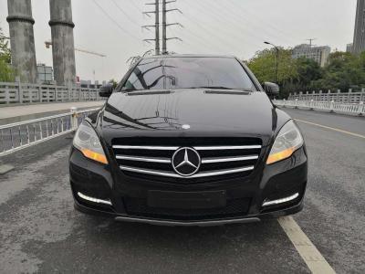 2011年6月 奔馳 奔馳R級(進口) R 350 L 4MATIC Grand Edition圖片