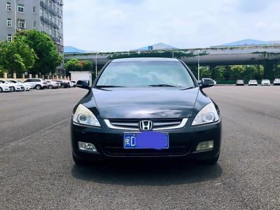 本田 雅閣  2007款 2.4L 自動舒適版