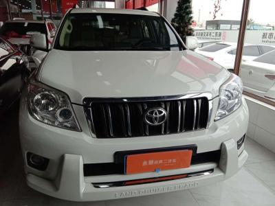 2010年6月 丰田 普拉多(进口) 2.7L 自动豪华版图片