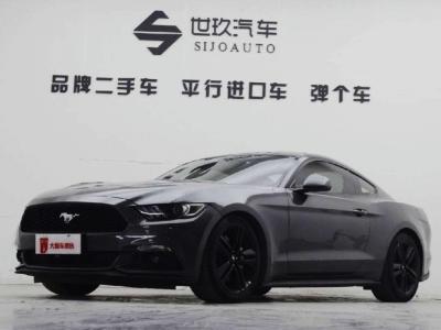 2018年1月 福特 Mustang  2.3T 性能版圖片