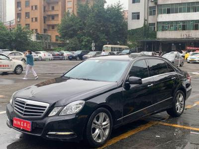 2012年6月 奔驰 奔驰E级  E 300 L 时尚型图片
