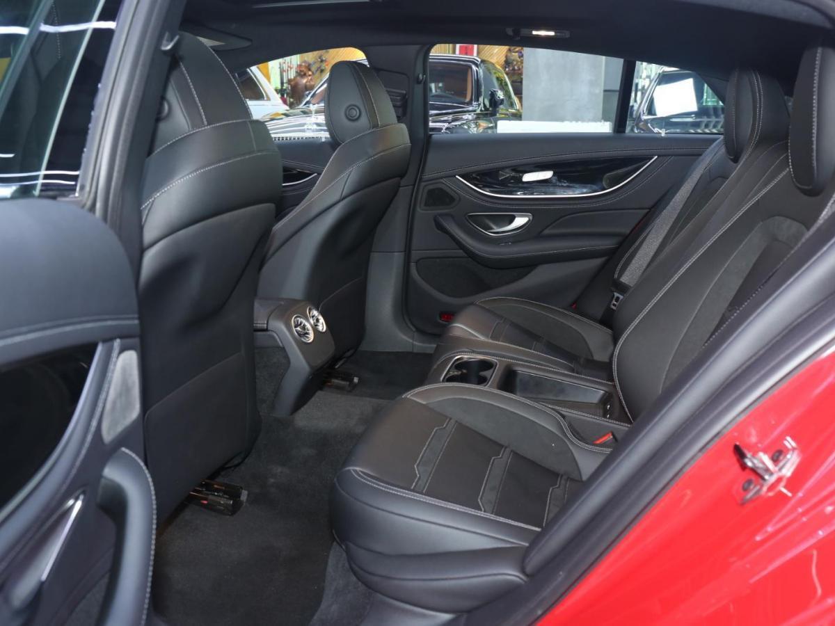 奔馳 奔馳AMG GT  2019款 AMG GT 50 四門跑車圖片