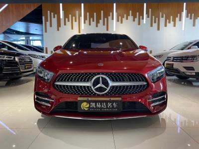 2019年5月 奔驰 奔驰A级  A 200 L 运动轿车图片