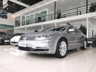 大众 辉腾  2011款 4.2L V8 4座加长Individual版