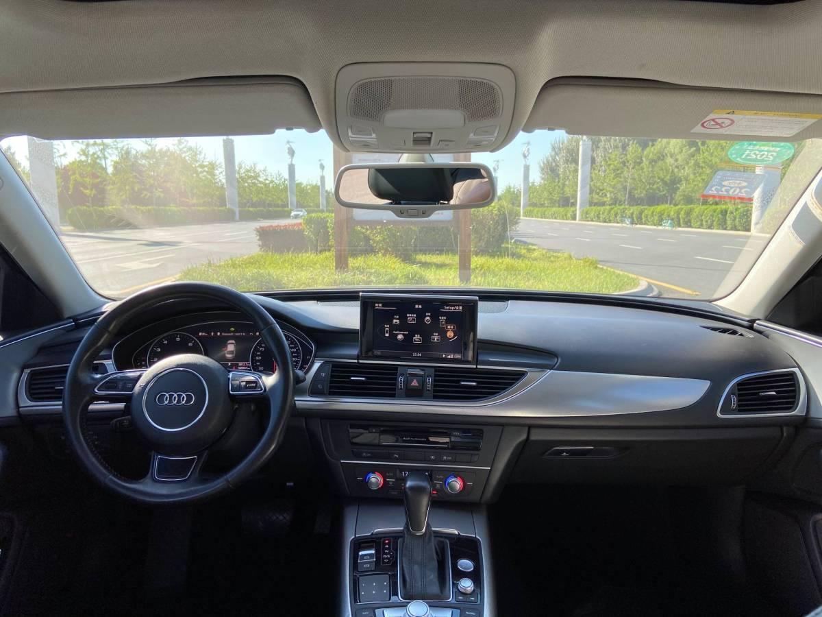 奥迪 奥迪A6L  2016款 TFSI 运动型图片