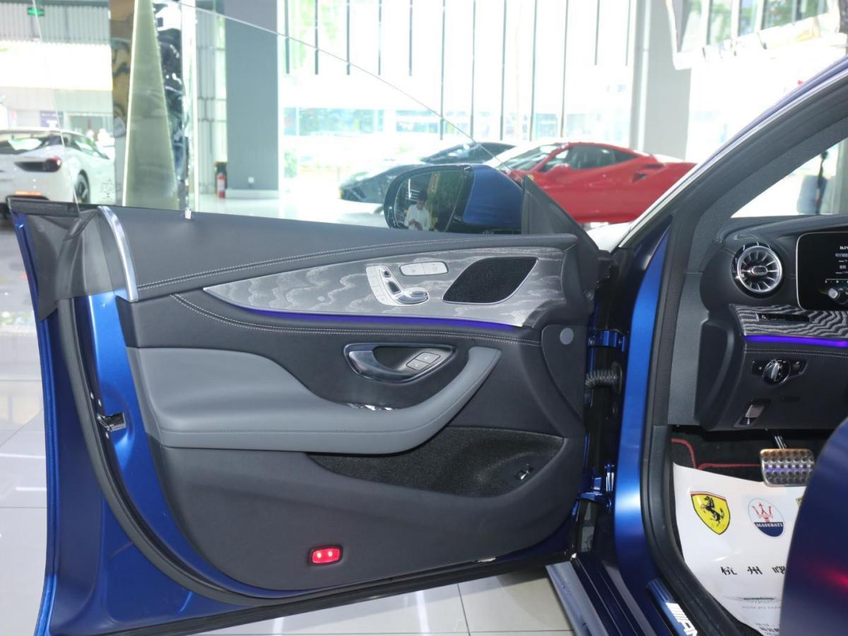 奔驰 奔驰AMG GT  2019款 AMG GT 53 4MATIC+ 四门跑车图片