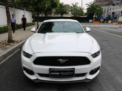 2016年3月 福特 Mustang(進口) 2.3T 運動版圖片