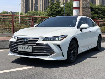 2019年5月 丰田 亚洲龙 2.5L Touring尊贵版 国VI图片