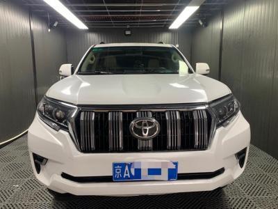 丰田 普拉多  2014款 4.0L 自动TX
