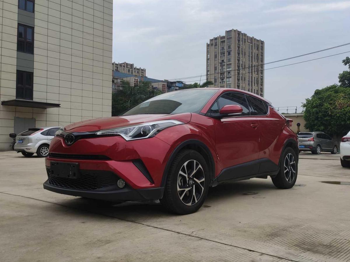 2019年6月 丰田 C-HR 2.0L 领先版 国V图片