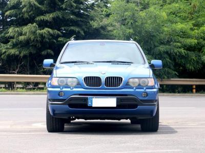 宝马 宝马X5  2004款 4.6is图片
